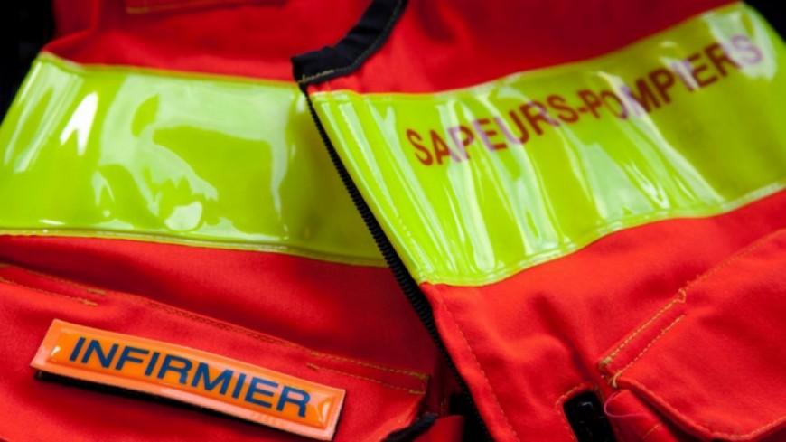 Alpes de Haute-Provence : Sisteron, sa mini pelle se retourne, un homme évacué en urgence absolue
