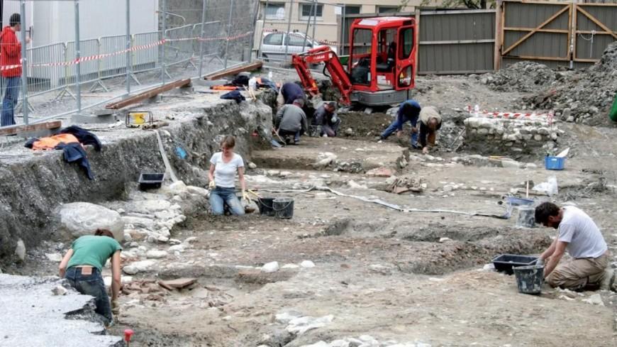 Hautes-Alpes : des vestiges romains vont disparaître sous le béton