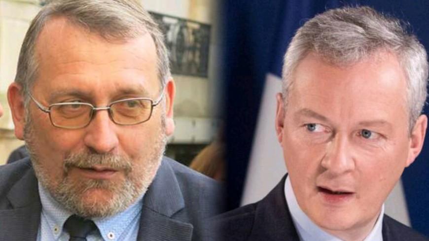 Alpes du Sud : J.Giraud et B. Le Maire s'opposent sur les risques de la reprise de la dette de la SNCF