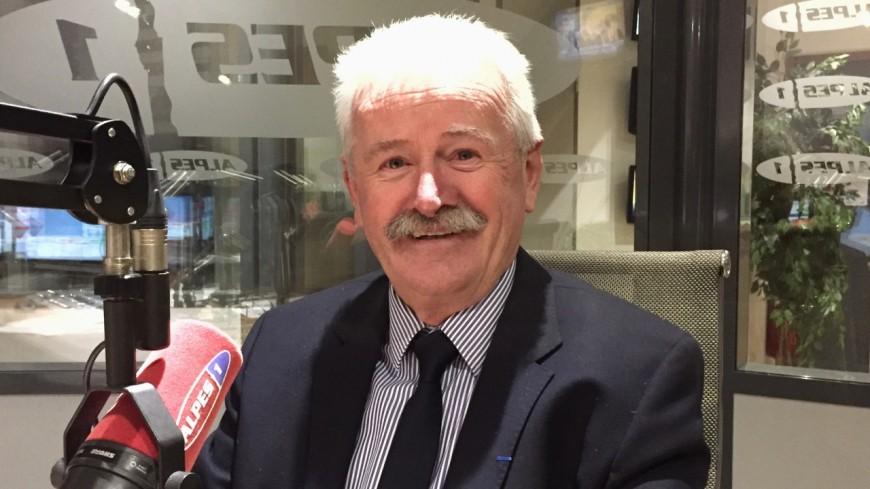 Hautes-Alpes : baisse des dotations, Jean-Marie Bernard inquiet pour l'avenir