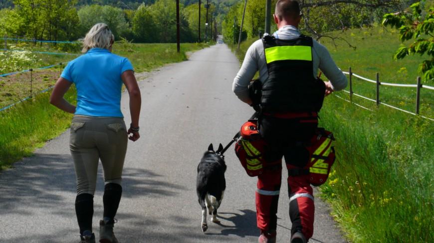 Hautes-Alpes : 72 heures et différents scénarii de secours pour les équipes cynotechniques de l'exercice Jäger