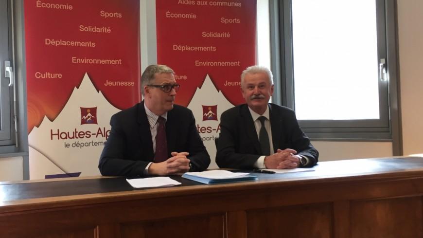 Hautes-Alpes : de la mutualisation à la fusion, n'y aurait-il qu'un pas ?