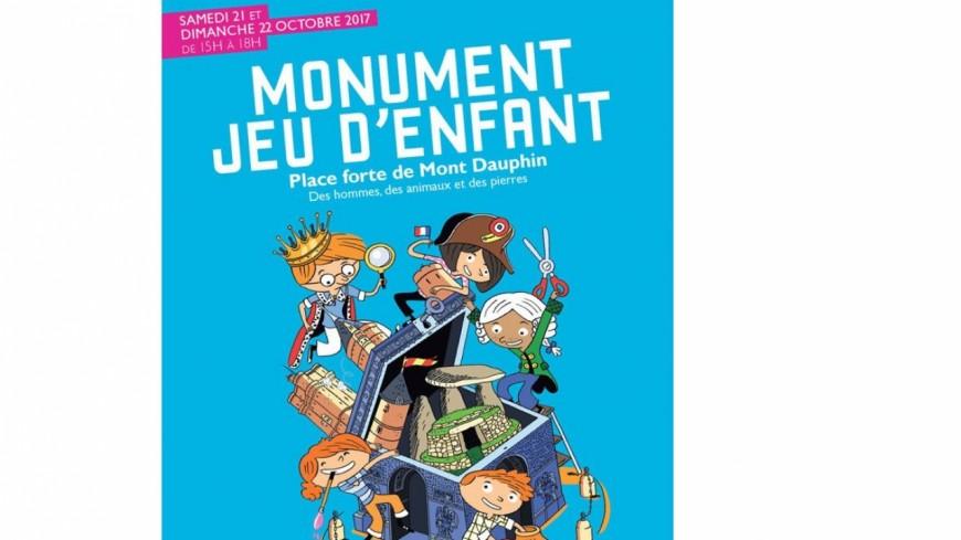 Hautes-Alpes : les enfants vont jouer à Mont-Dauphin