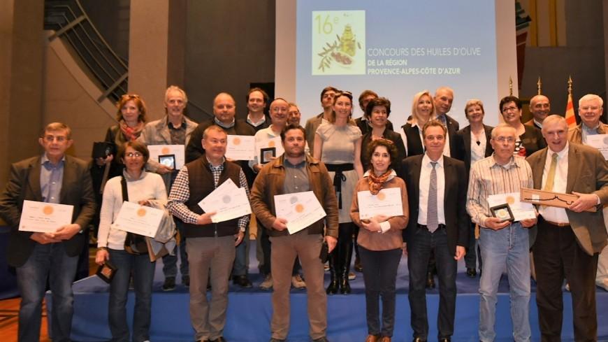 Alpes du Sud : deux huiles d'olive des Alpes de Haute-Provence récompensées