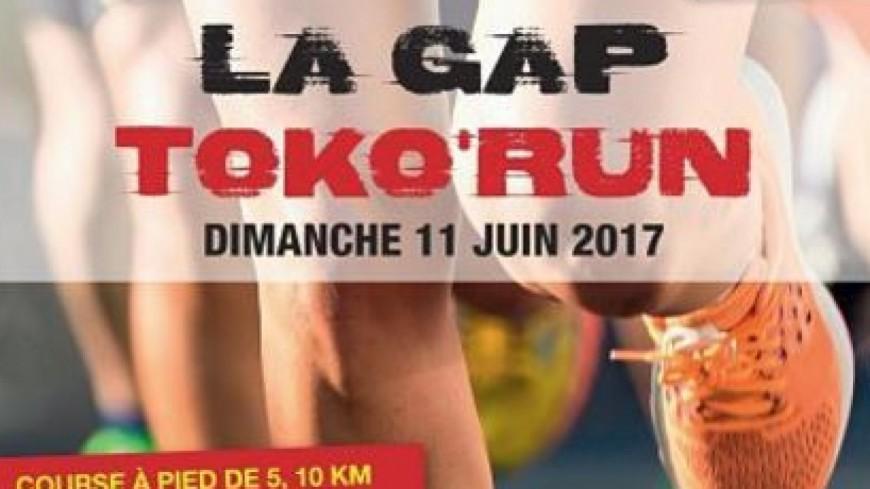 Alpes du Sud : la Gap Toko'Run c'est dimanche