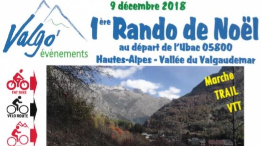 Hautes-Alpes : 1ère randonnée de Noël dans le Valgaudemar