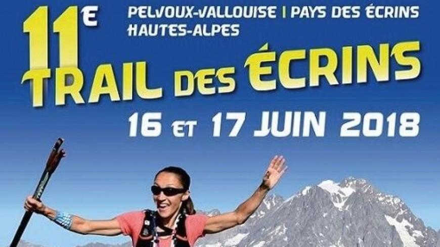 Hautes-Alpes : le Trail des Ecrins c'est ce week-end