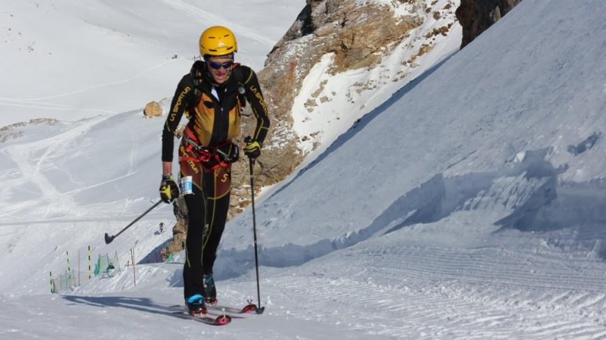 Hautes-Alpes : Julien Michelon, vers une carrière à l'internationale