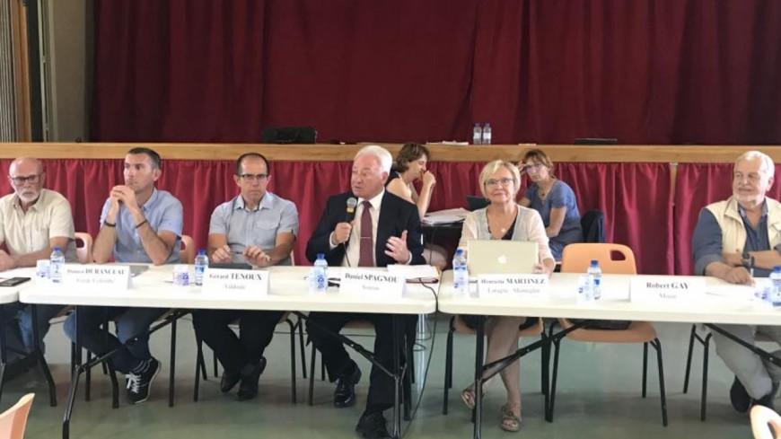 Alpes du Sud : l'intercommunalité vote une motion contre la fermeture des Finances Publiques de Serres