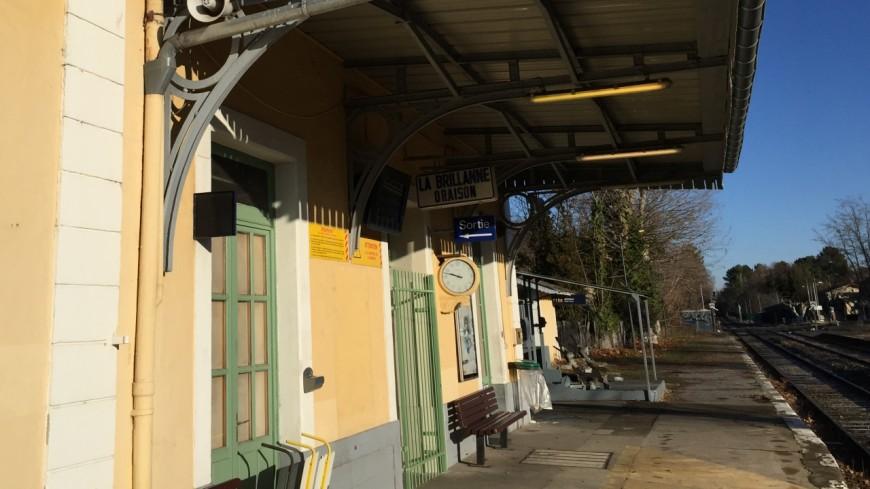 Alpes de Haute-Provence : gare de la Brillanne, les élus régionaux répondent et renvoient la responsabilité à la SNCF