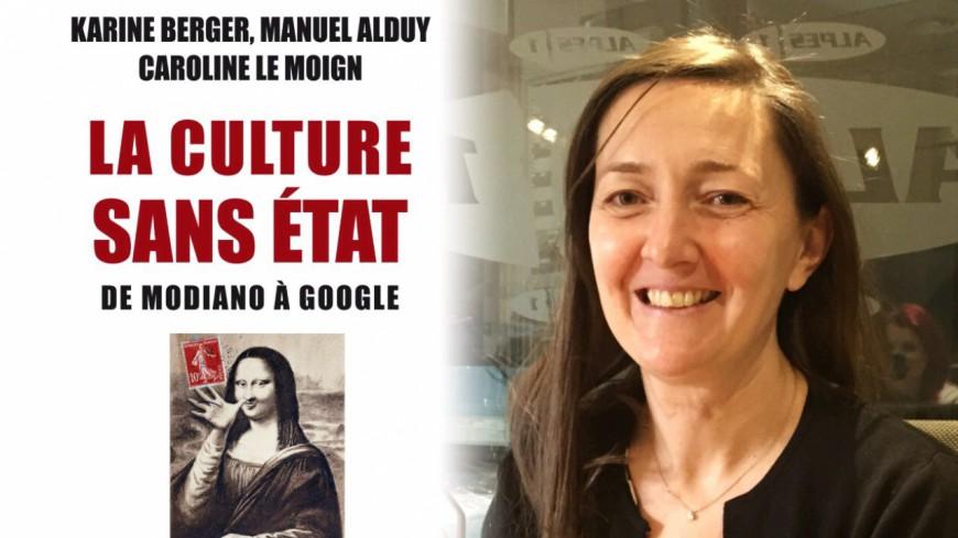 Hautes-Alpes : K.Berger fait sa rentrée littéraire, « la culture est notre première richesse »