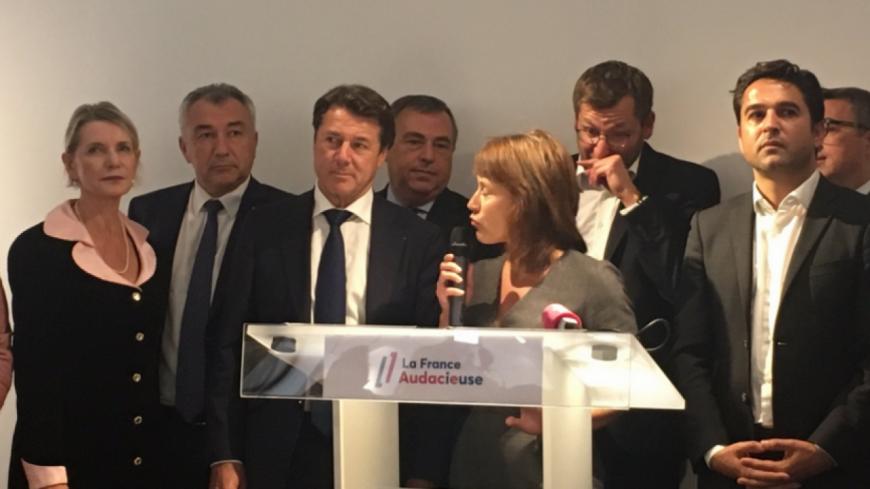 Hautes-Alpes : La France Audacieuse, « je suis plus que jamais avec Christian Estrosi »