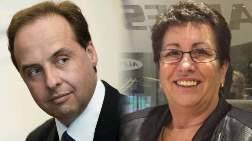 Alpes de Haute-Provence : le président de l'UDI provoque la colère d'Éliane Barreille en critiquant Sarkozy