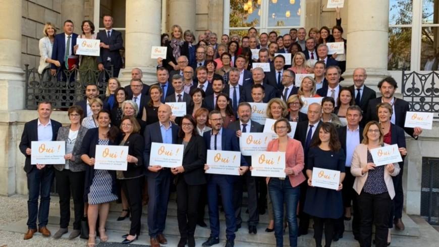 Alpes du Sud : plus de 130 députés défendent « l'urgence climatique »