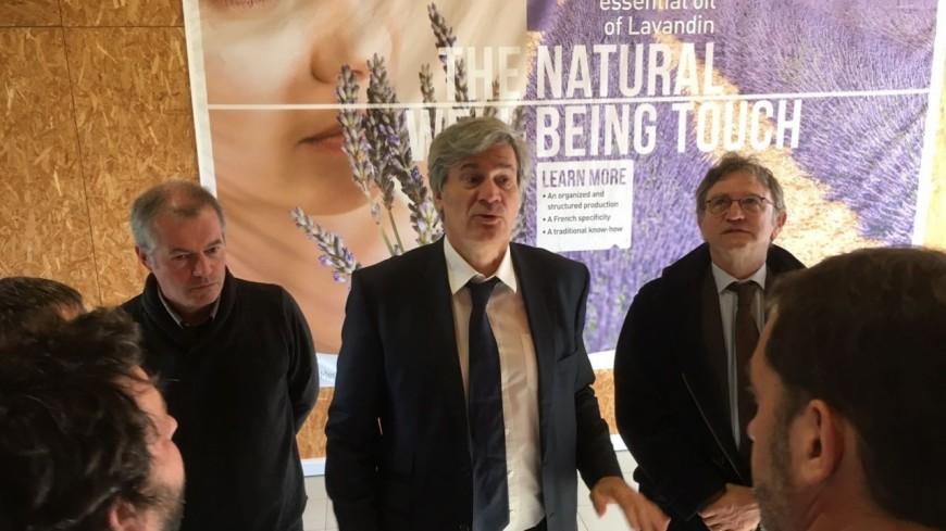 Alpes de Haute-Provence : Stéphane Le Foll mise sur la bio-écologie