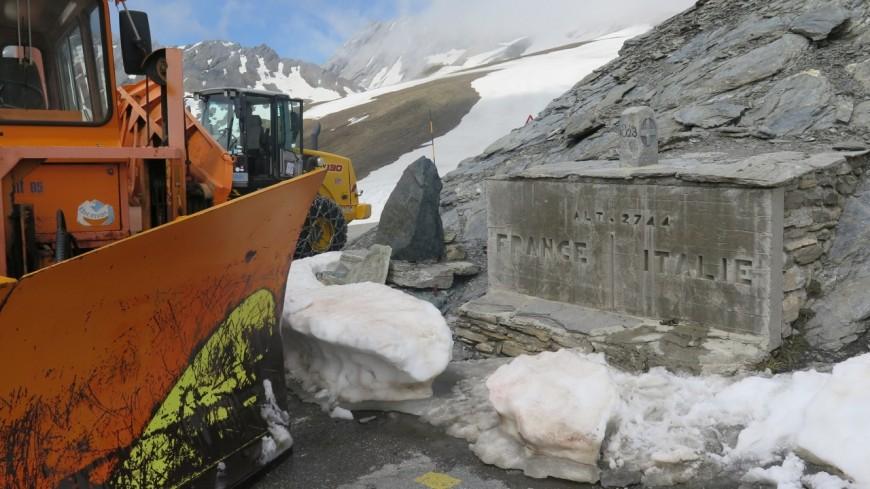 Hautes-Alpes : le col Agnel (2.744 mètres) est ouvert