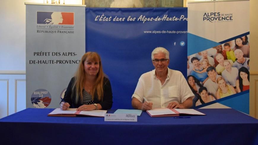 Alpes de Haute-Provence : le Département signe le pacte financier avec l'État sous conditions