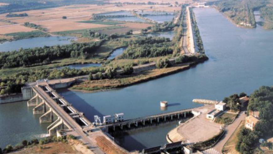 Alpes de Haute-Provence : le pont-barrage EDF de Cadarache est ouvert à la circulation pour les salariés