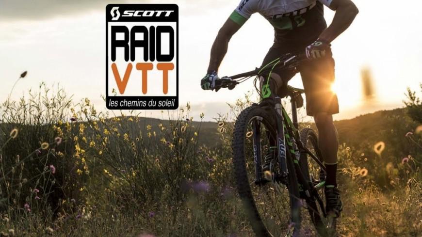 Hautes-Alpes : le Raid VTT les Chemins du Soleil s'élance ce soir depuis Gap