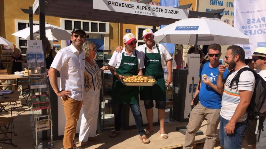 Hautes-Alpes : les Tourtons du Champsaur s'exportent au Grand Prix de France sur le circuit Paul-Ricard