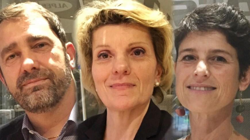 Alpes de Haute-Provence : Législatives, P.Granet apporte son soutien à D.Bagarry et C.Castaner