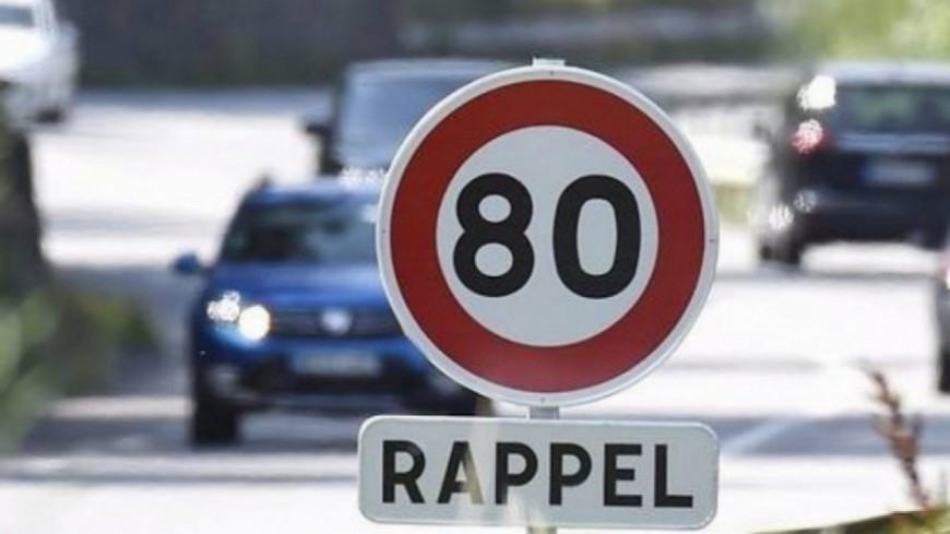 Alpes du Sud : limitation à 80km/h, un rapport du Sénat veut laisser le choix aux départements