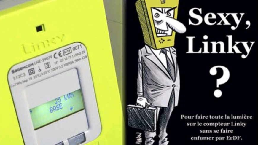 """Alpes du Sud : """"le compteur Linky est potentiellement dangereux"""", N. Bérard"""