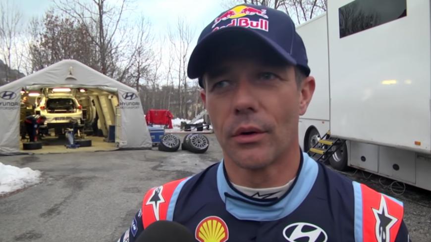 Hautes-Alpes : RMC, Sébastien Loeb confiant mais réaliste