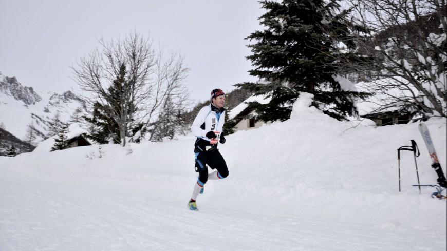 Hautes-Alpes : coup d'envoi du 18e Trail blanc de la Clarée