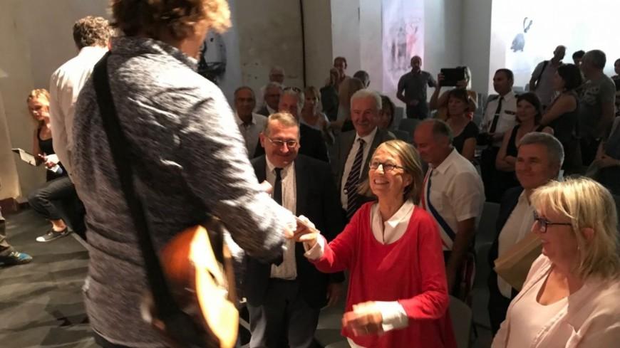 Hautes-Alpes : la Ministre la Culture au cœur du Festival de Chaillol
