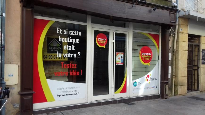 Hautes-Alpes : des « boutiques à l'essai » ouvriront à Aiguilles et Guillestre