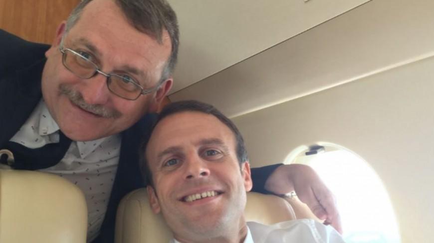 Hautes-Alpes : Emmanuel Macron sur la route du Tour de France