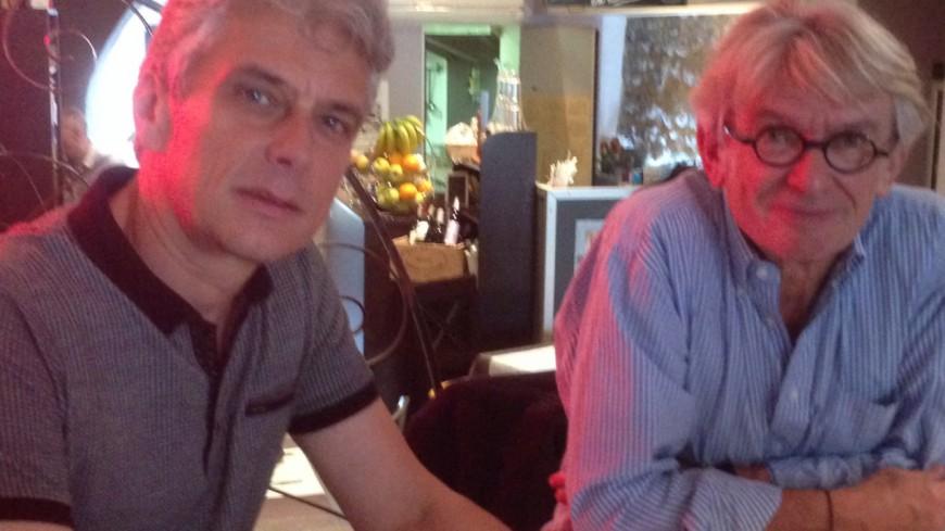 Alpes de Haute-Provence : Jean-Claude Mailly en pleine campagne TPE