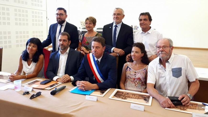Alpes de Haute-Provence : Gérard Avril, nouveau maire de Forcalquier
