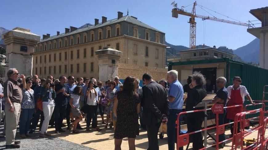 "Hautes-Alpes : Briançon inaugure sa ""Maison de projet"""