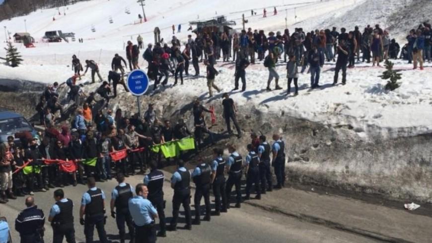 Hautes-Alpes : manifestation antifasciste, deux personnes en garde à vue