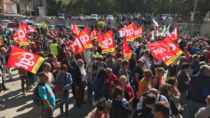 Alpes du Sud : manifestation Loi Travail, quelle mobilisation dans nos départements ?