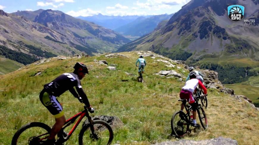Hautes-Alpes : Début ce lundi de l'Alps Epic