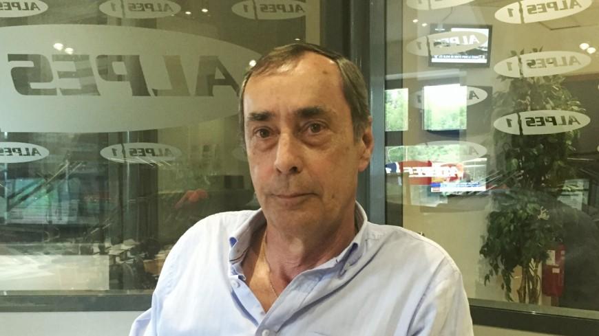 Alpes de Haute-Provence : « j'ai parrainé Alain Juppé », M.Vittenet