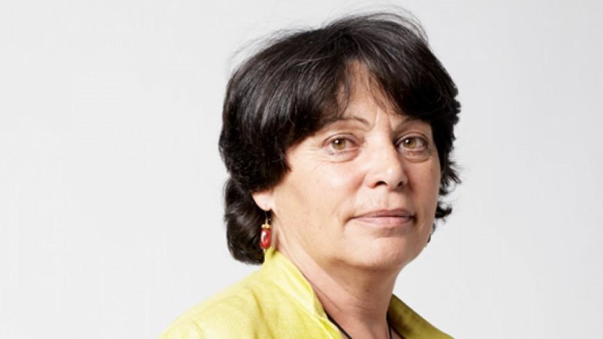 Alpes de Haute-Provence : la députée européenne M. Rivasi apporte son soutien à C. Charriau