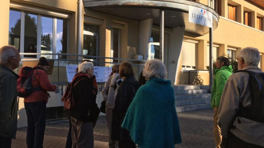Hautes-Alpes : mobilisation contre les réunions pour migrants à Gap