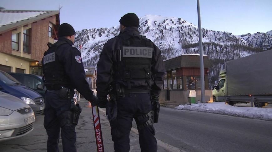 Hautes-Alpes : 45 clandestins interceptés mardi soir au poste frontière de Montgenèvre
