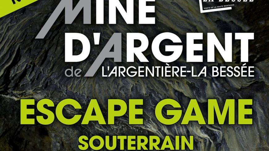 Hautes-Alpes : un Escape Game dans la mine d'argent du Fournel