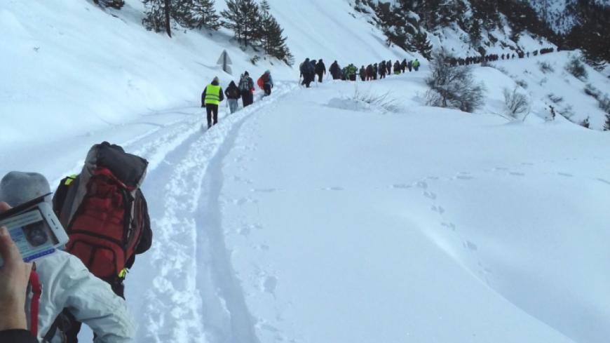 Hautes-Alpes : la préfecture déconseille le franchissement de la frontière franco-italienne