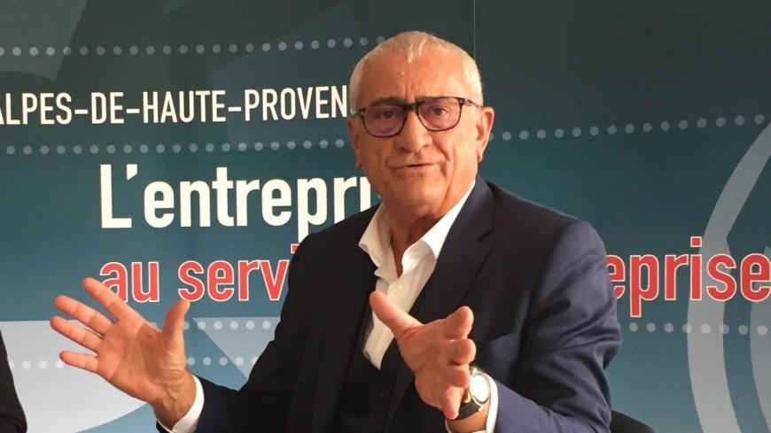Alpes de Haute-Provence : municipales 2020, « je serai candidat à Manosque si… » R.Gomez