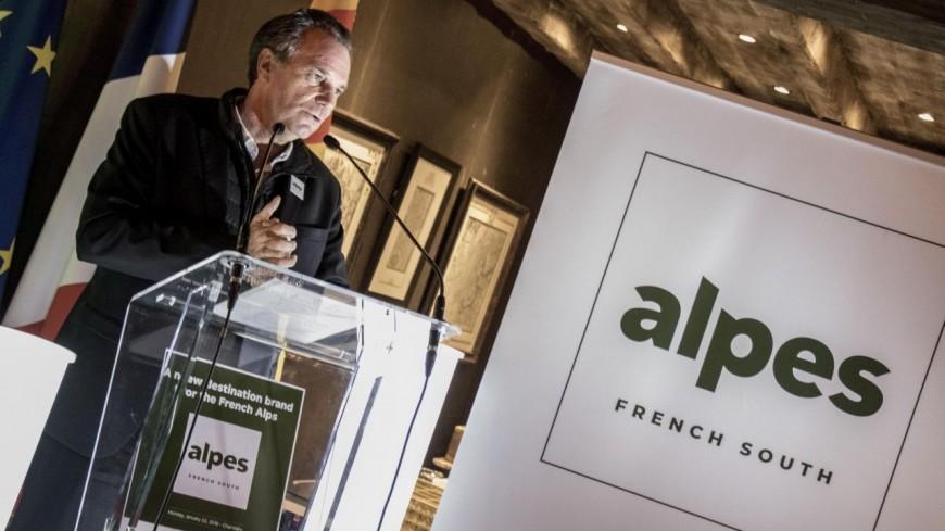 Région PACA : tourisme, lancement de la nouvelle marque « Alpes »