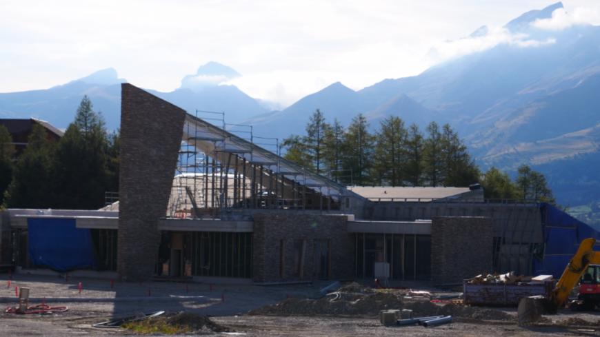Hautes-Alpes : centre de bien-être de la Joue du Loup, premiers pas officiels