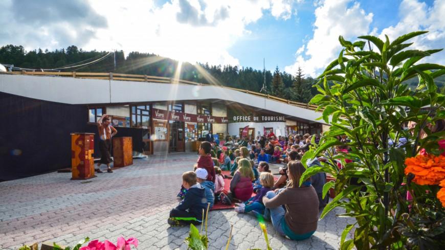 Hautes alpes l office de tourisme de vars les tapes - Office tourisme montgenevre hautes alpes ...