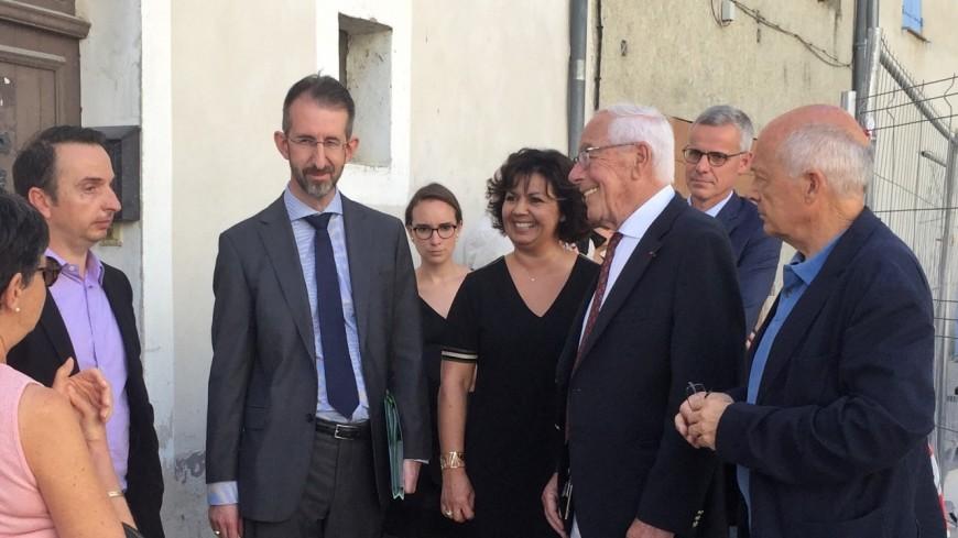 Alpes de Haute-Provence : opération « cœur de ville » à Manosque, le préfet en soutien à la ville