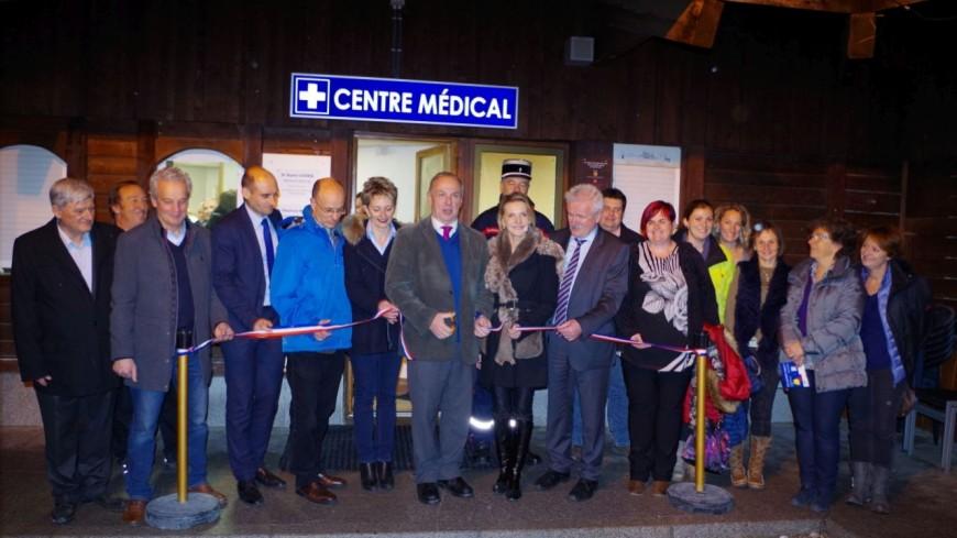 Hautes-Alpes : Les Orres ouvre sa maison de santé